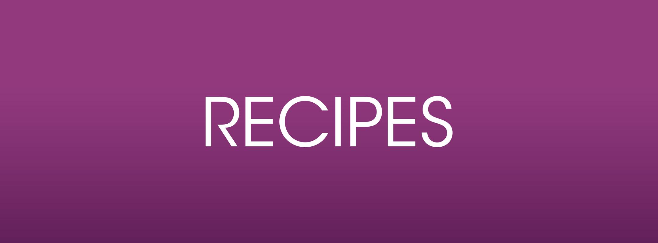 Salton Recipes