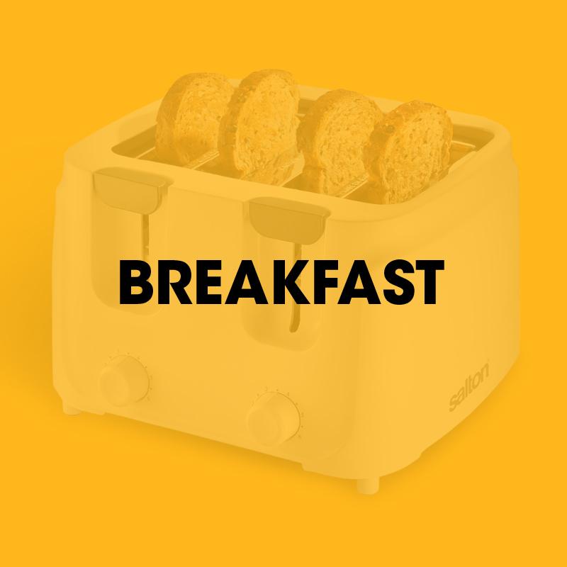 Breakfast Appliances by Salton