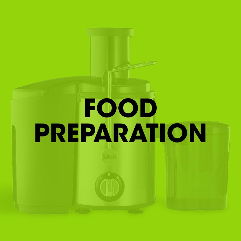 Food Preparation Appliances by Salton
