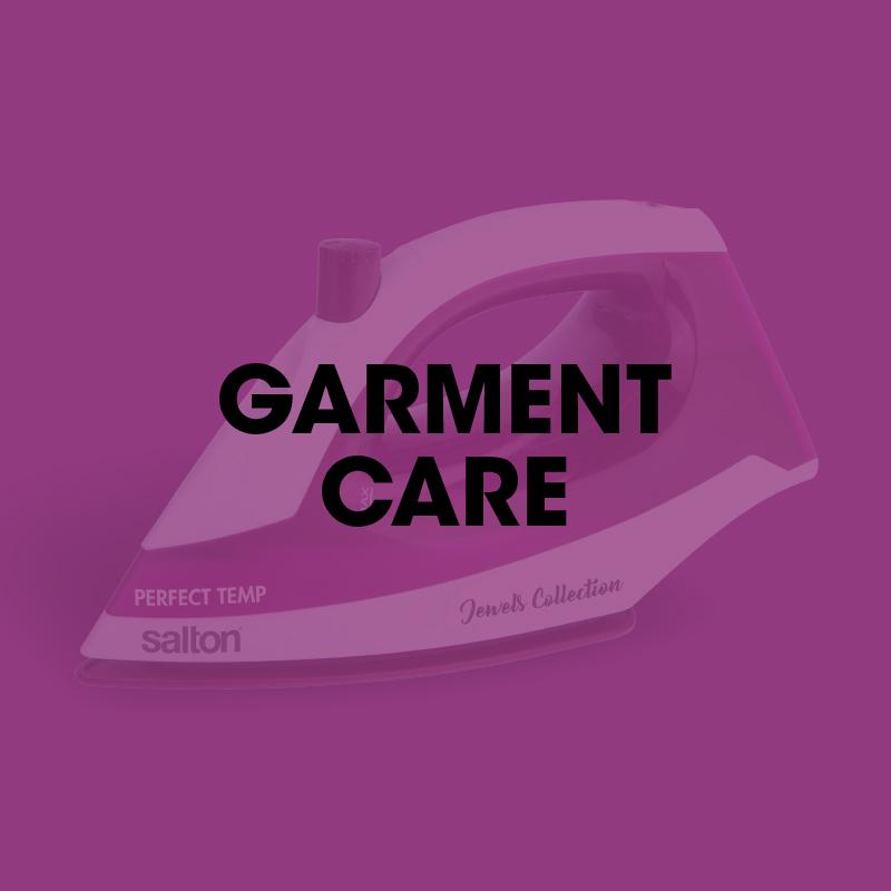 Garment Care Appliances by Salton